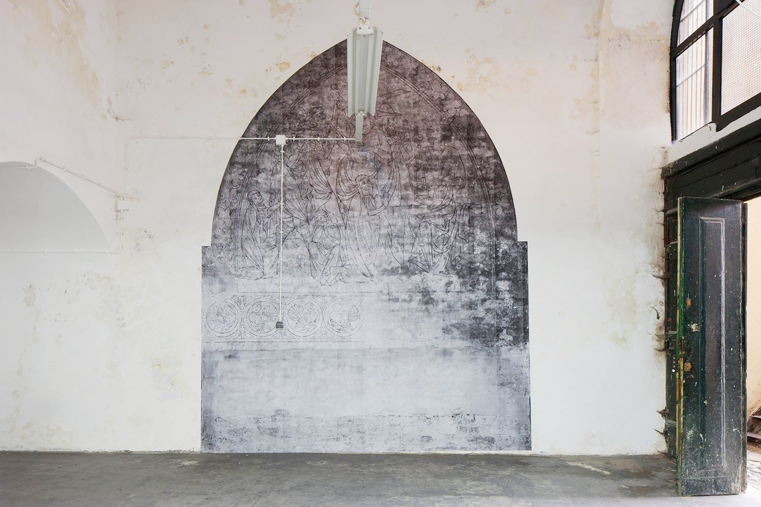 22/01 Finissage of Carlos Azeredo Mesquita Exhibition